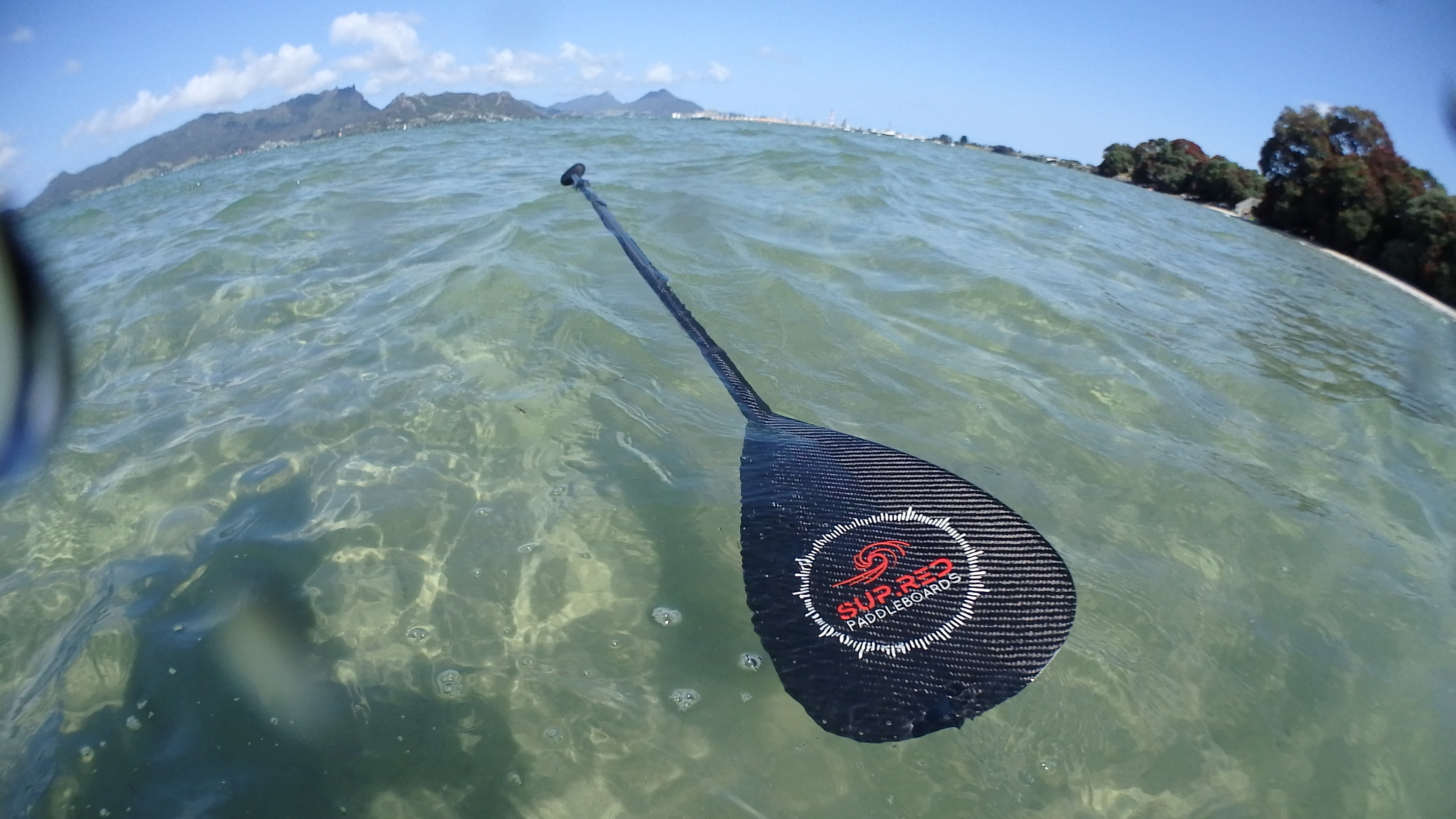 New Zealand's SUP.RED paddleboard designs