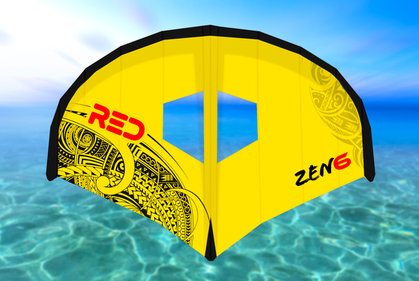 ZEN wing from REDboardriders.com in New Zealand