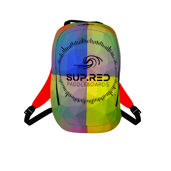 SUP.RED Summer Fun Backpack