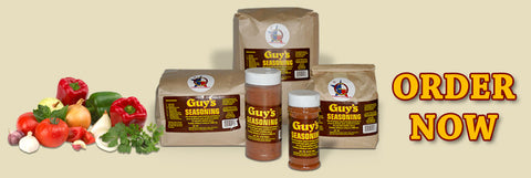 Guy's Seasoning Order Now Button