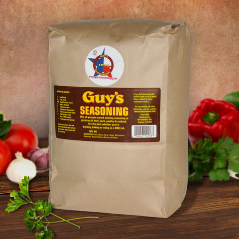 Guy's Seasoning 10-Pound Bag - Available only in the U.S.