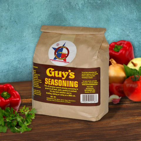 Guy's Seasoning 3-Pound Bag
