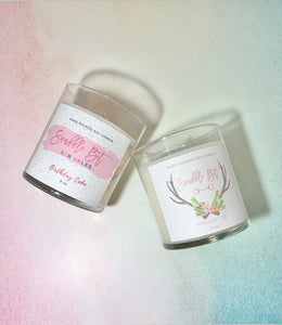 SBBC Sprinkle Candle