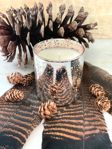 Sparkling Evergreen (Bannockburn) Candle