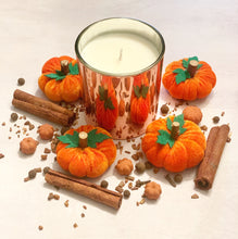 Load image into Gallery viewer, Pumpkin Pie Candle