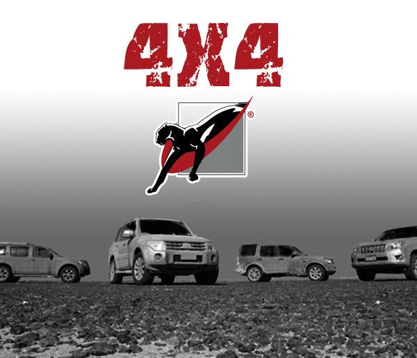 FOUR WHEEL DRIVES - 4X4 CATALOGUE