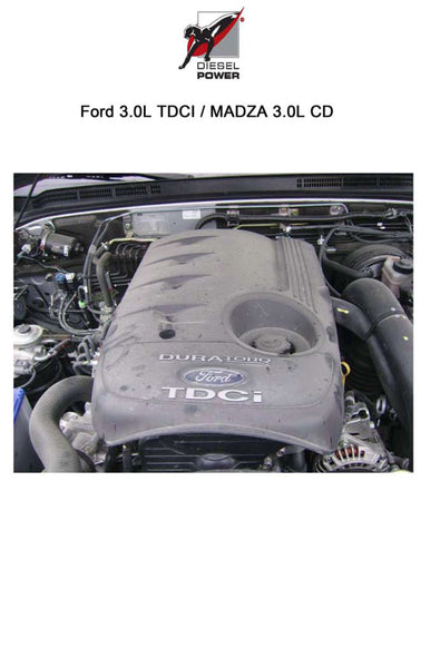 Ford Diesel Performance Chip Tuning Module - 4WD - - DIESEL POWER AUSTRALIA