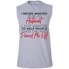 Activist -  Sleeveless T-Shirt