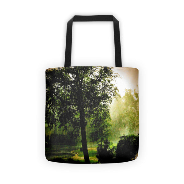 PH Rainy Day Tree Tote bag