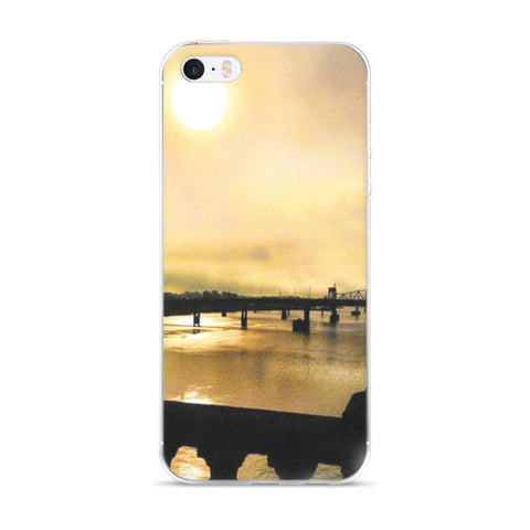 PH River Morning iPhone case
