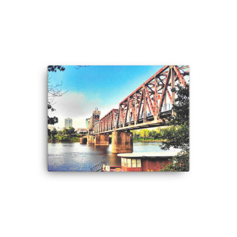 PH River Bridge Canvas