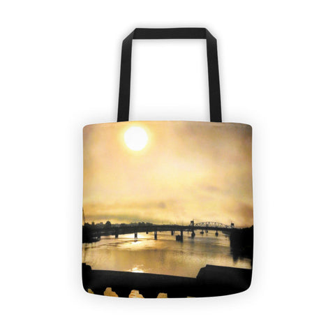 PH River Morning Tote bag