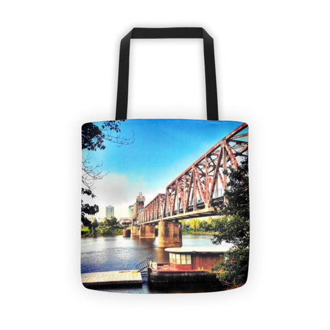 PH River Bridge Tote bag
