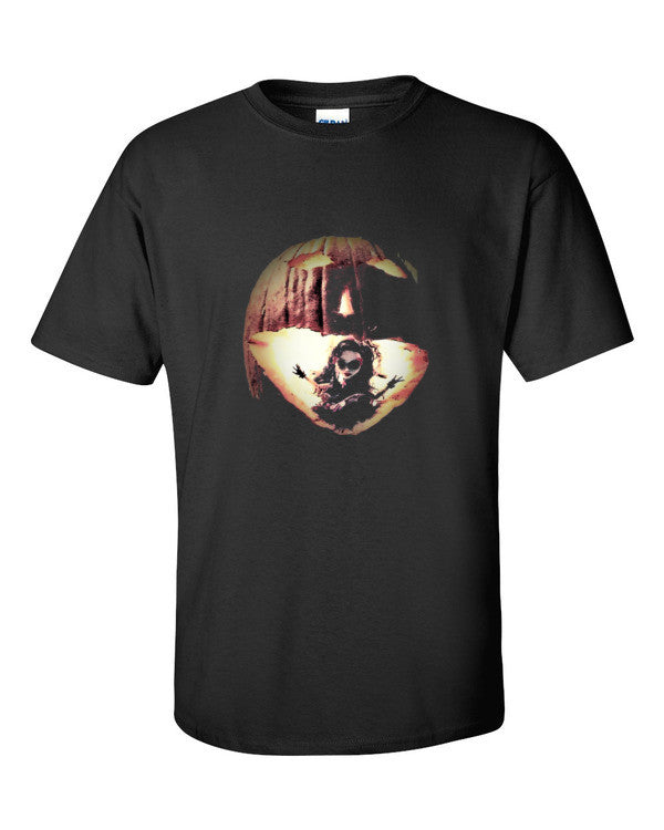 PH Jack-O Black Short sleeve t-shirt
