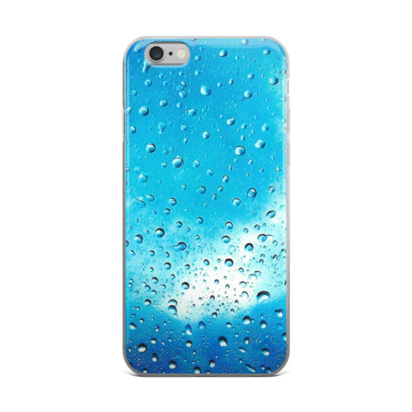 PH Rain Drops iPhone case