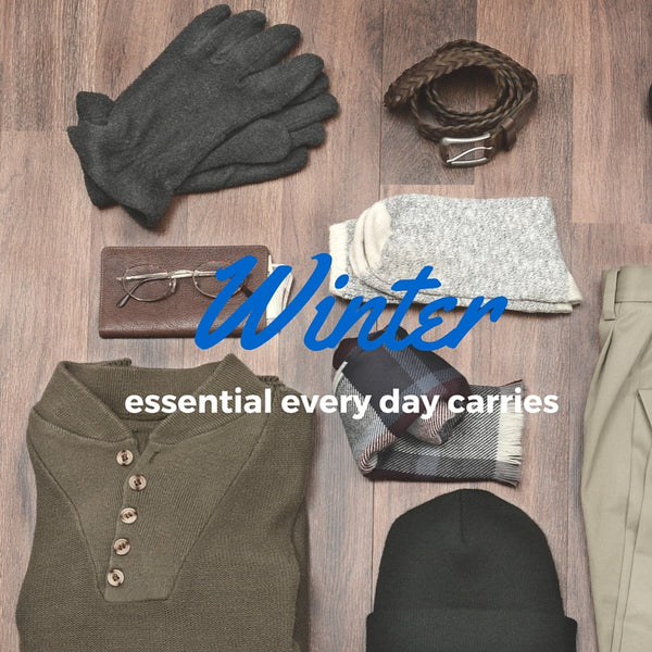 What are the essential winter every day carries?