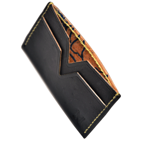 Volcanic Beach - Limited Edition Leather Wallet