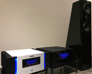 Our New Audiophile Amps