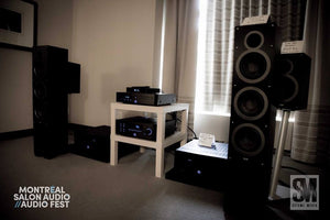 Montreal Salon Audio/Audio-Fest & Being Featured in Stereophile!