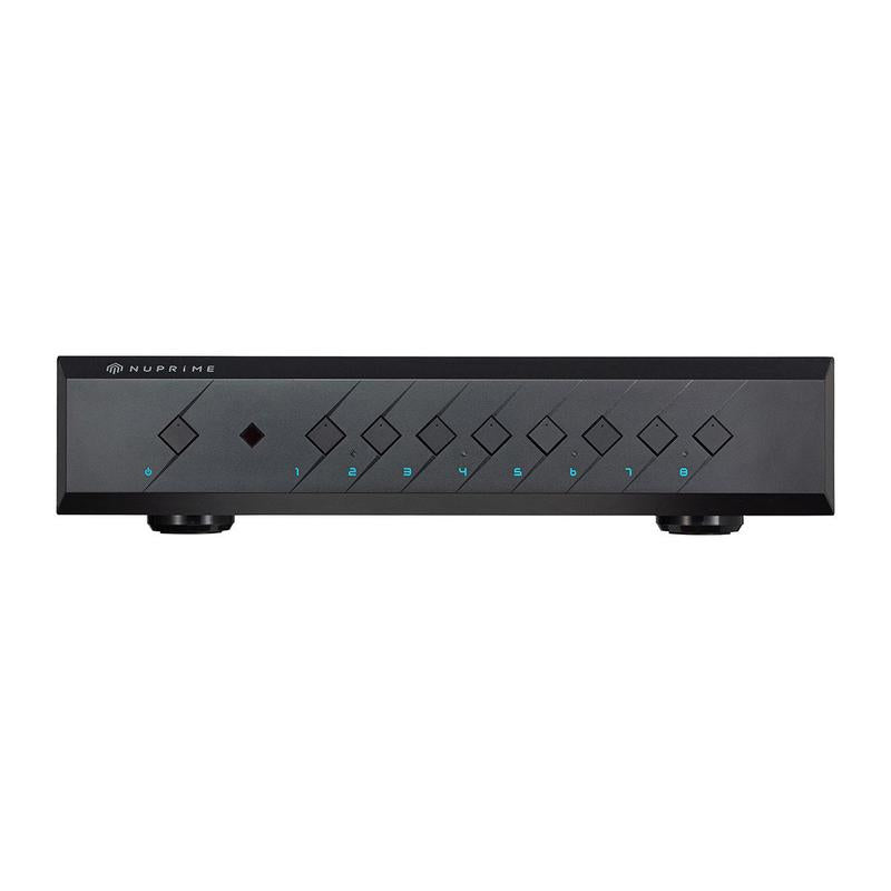 NUPRIME 8 CHANNEL AMP