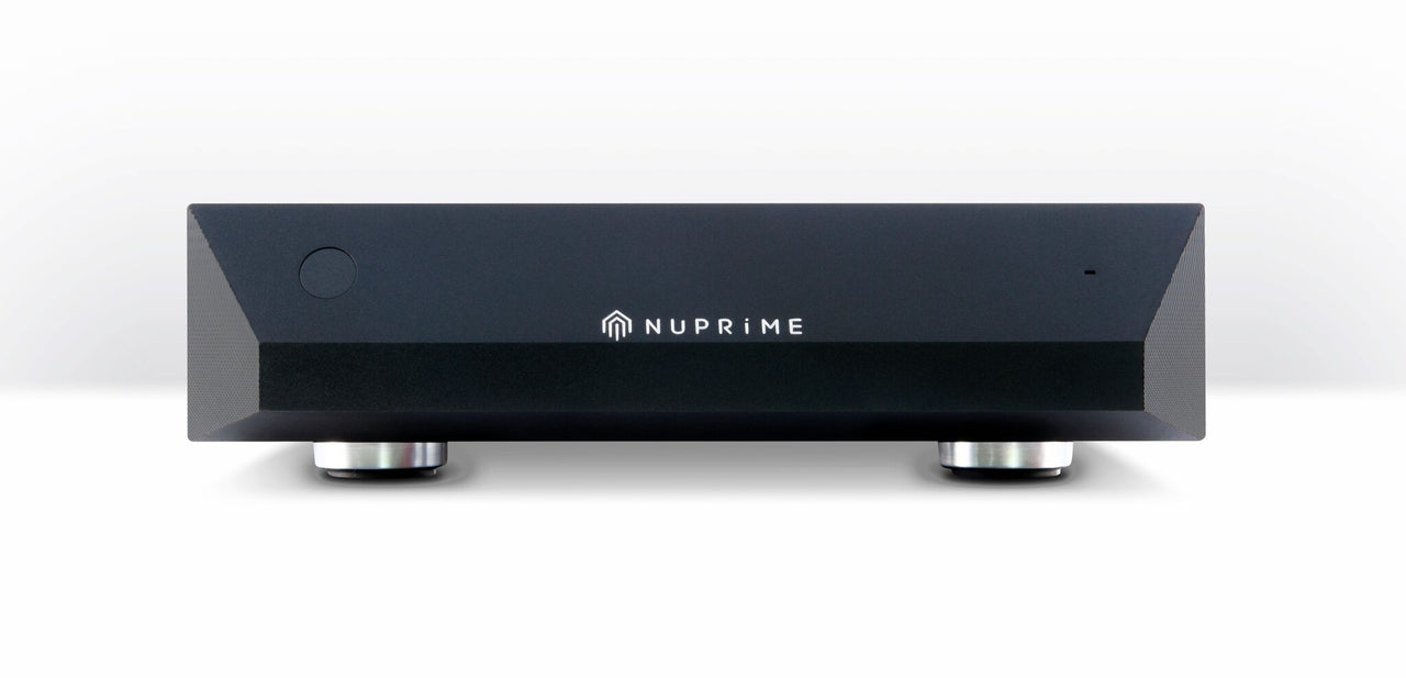 NuPrime ST-10 Reference Class Stereo Power Amplifier - 150W x 2 at 8 Ohms - Summit Hi-Fi