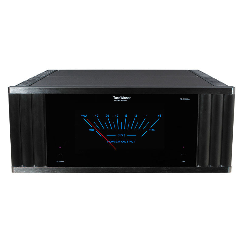 AD -5300PA Audiophile Amplifier 5X300W 8Ω / 5X550W 4Ω (Promo Pricing & Free Shipping To Canada & USA) - Summit Hi-Fi
