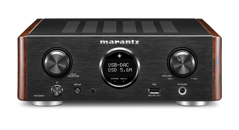 Marantz  HDDAC1 - Headphone Amplifier - Summit Hi-Fi