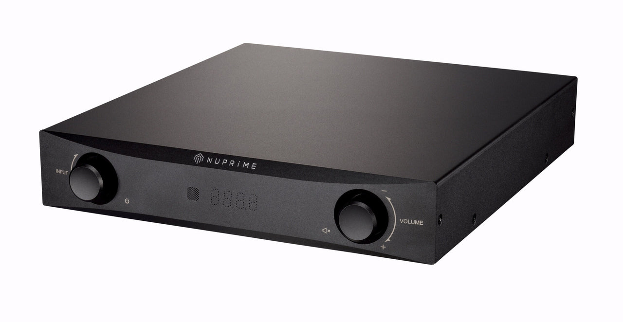 Nuprime Ida 8 Integrated Amplifier 100w X 2 Ohm Summit Hi Fi Low Power With Digital Volume Control