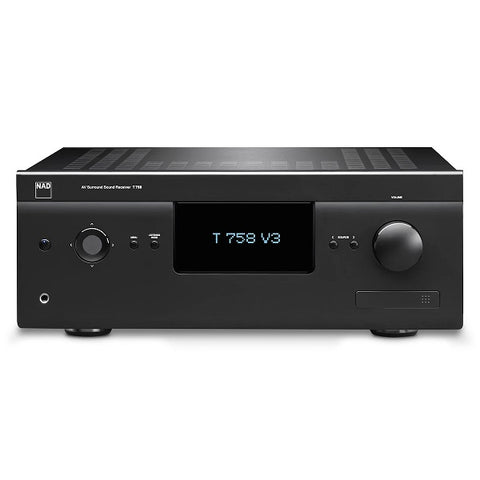 NAD T 758 V3 A/V Surround Sound Receiver