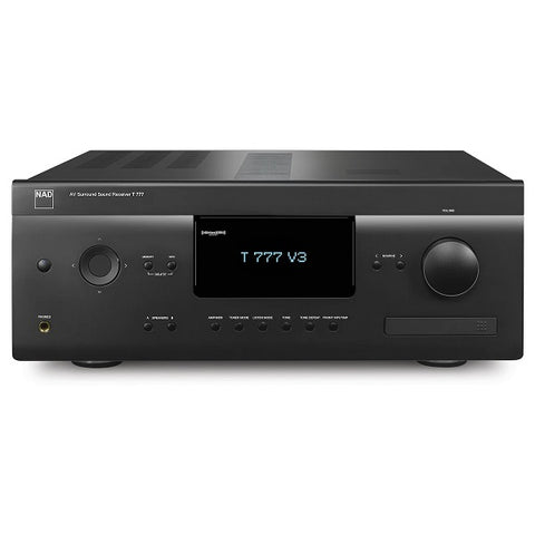NAD T 777 V3 A/V Surround Sound Receiver
