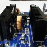 MCX- 4X300W@8 Ohms/channel; 400W@4 Ohms/channel - Summit Hi-Fi
