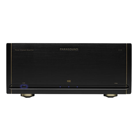 Parasound A 31 Three Channel Power Amplifier