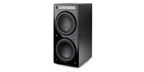"JLAudio - Fathom Dual 12"" Powered Subwoofer - Summit Hi-Fi"
