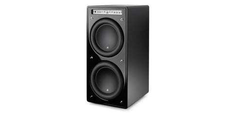 "JLAudio F212V2- Fathom Dual 12"" Powered Subwoofer - Summit Hi-Fi"