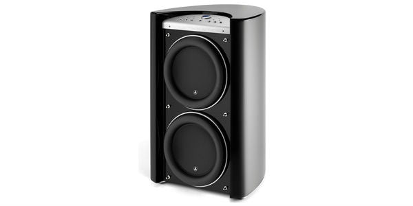 "JL Audio - Gotham Dual 13.5"" Powered Subwoofer - Summit Hi-Fi"