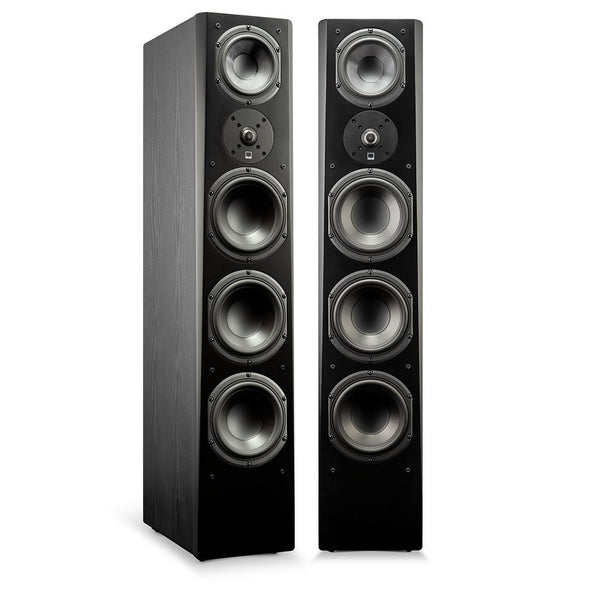 Combo - SVS Prime Pinnacle Speakers & Nuprime IDA 16 Integrated Amp - Summit Hi-Fi