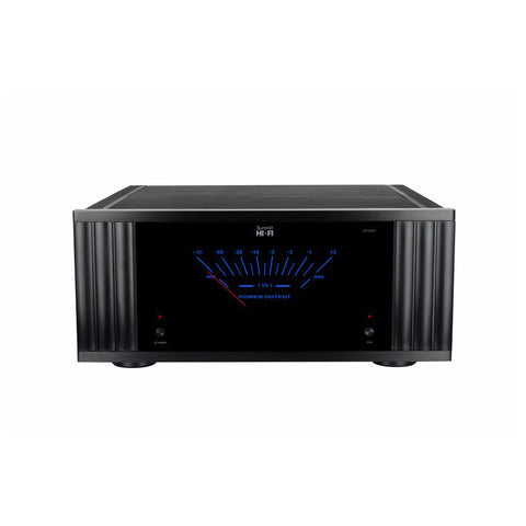 Summit Hi-Fi AD-2500PA Audiophile Amplifier 2X500W 8Ω/2X700W 4Ω - Summit Hi-Fi