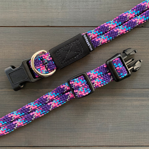 Razzleberry Reflective Collar