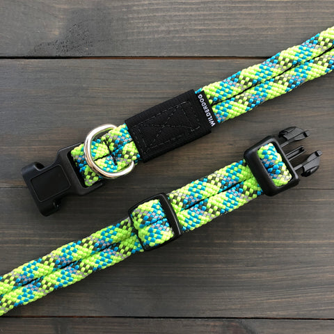 Lime Reflective Collar