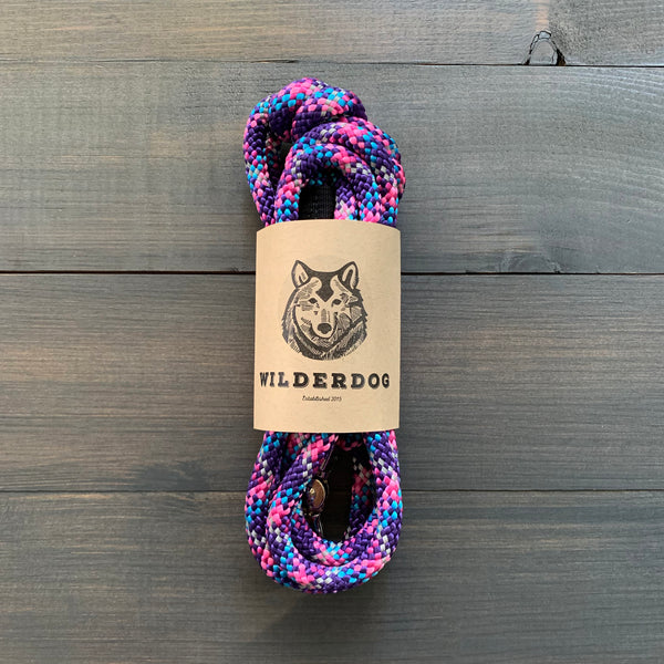 Razzleberry Reflective Quick Clip Leash