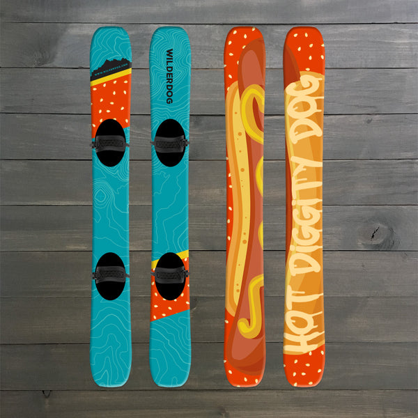 Hot Diggity Dog Skis