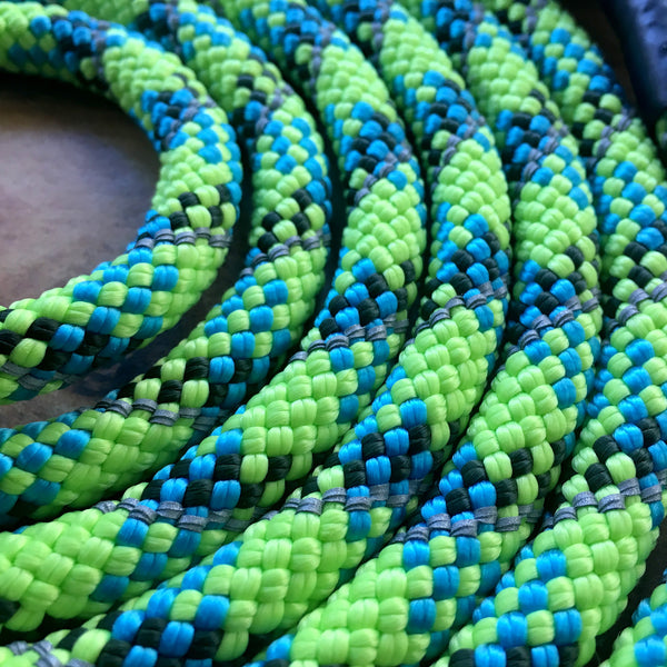 Reflective Lime Quick Clip Leash