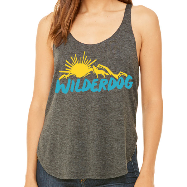 Wilderdog Rise and Shine Tank