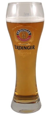 Erdinger Weiss Beer Glasses - Set of 2