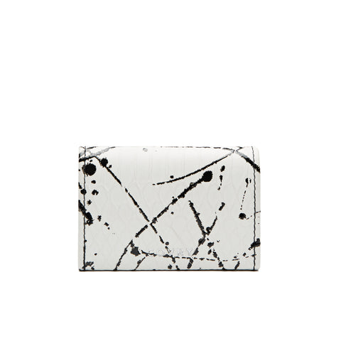 Covry-Splatterbox-Womens-Mens-White-Fashion-Coin-Business-Card-Case-Gift