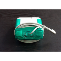 Teal Juiceboxx MacBook Charger Case