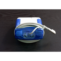 Blue Juiceboxx MacBook Charger Case