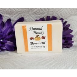 Almond Honey Soap