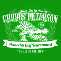Chubbs Peterson Golf Memorial Men's T-Shirt