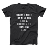 Like A Brother Men's T-Shirt